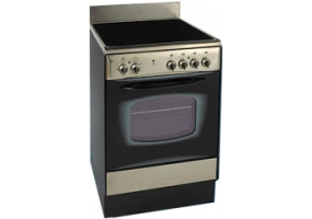 Avanti - DER241BS - Free Standing Electric Ranges