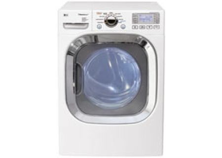 LG - DLEX3001W - Electric Dryers