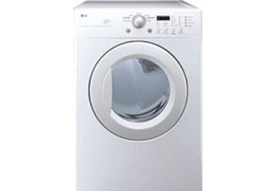 LG - DLG1320W - Gas Dryers