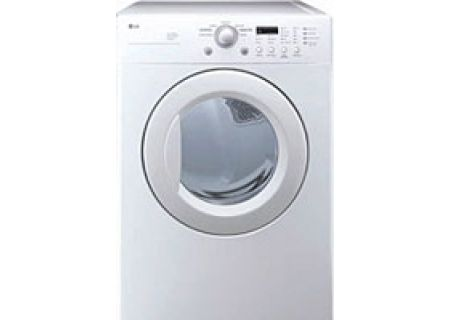 LG - DLG1320W - Gas Dryers