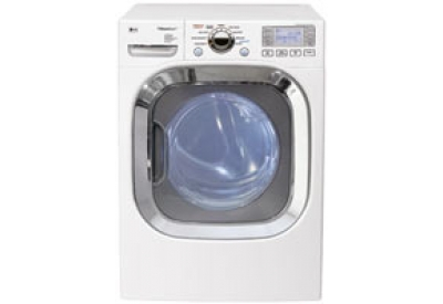 LG - DLGX3002W - Gas Dryers