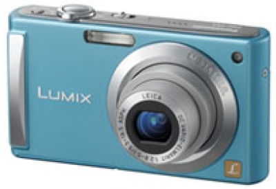 Panasonic - DMC-FS3A - Digital Cameras