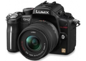 Panasonic - DMC-GH2KK - Digital Cameras