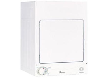 GE 120V Stationary Electric Dryer - DSKS333EWW