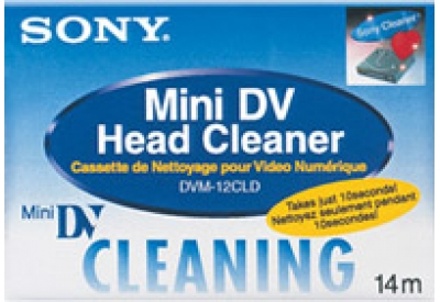 Sony - DVM-12CLD - Cleaning Kits