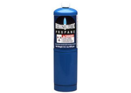 Bernzomatic 14.1oz Disposable Propane Cylinder Tank - G03418