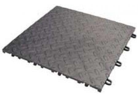 Gladiator Garageworks Floor Tiles - Charcoal Finish - GAFT04TTPC