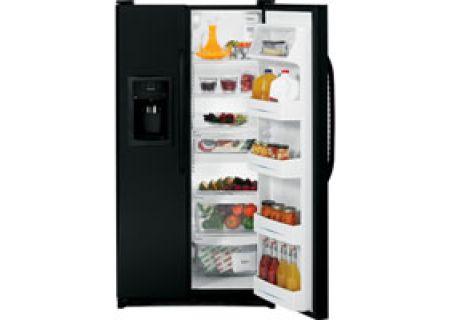 GE - GSH22JFXBB - Side-by-Side Refrigerators