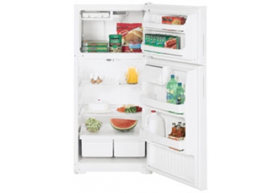 GE - GTH16BBXRWW - Top Freezer Refrigerators