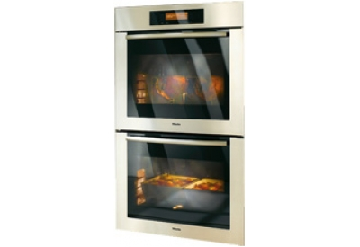 Miele - H4890BP2 - Double Wall Ovens