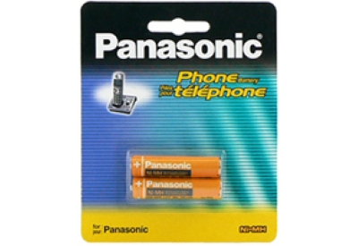 Panasonic - HHR-4DPA - Cordless Phone Rechargeable Batteries