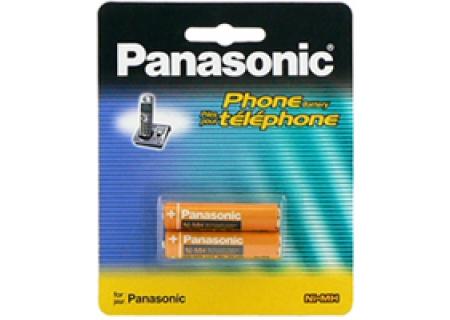 Panasonic - HHR-4DPA - Cordless Phone Rechargeable Batteries
