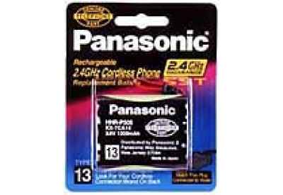 Panasonic - HHRP509A - Cordless Phone Rechargeable Batteries