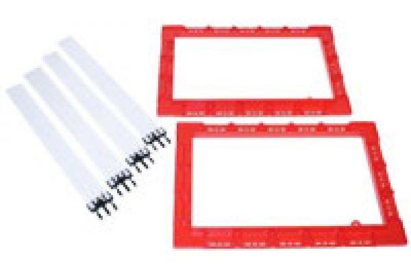 "Large image of Klipsch 6.5"" In Wall Speaker Installation Kit - 1001177"