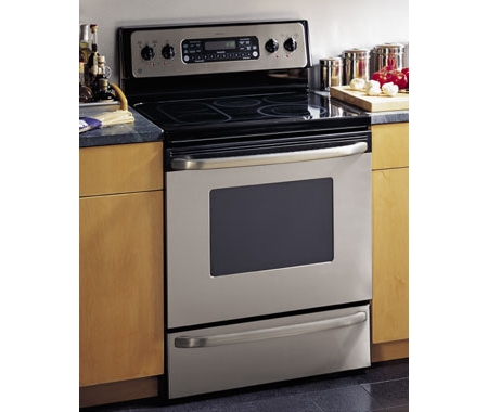 ge truetemp self cleaning oven manual