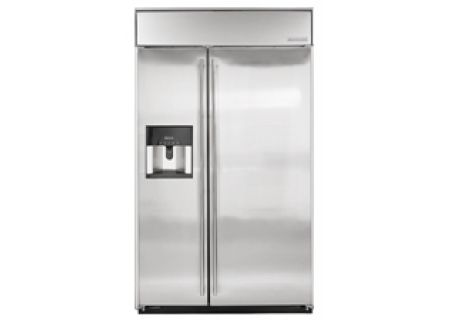 Jenn Air 48 Quot Built In Side By Side Refrigerator With