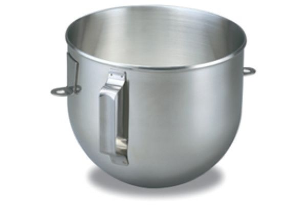 KitchenAid 5 Qt Stainless Mixer Bowl With Handle - K5ASBP