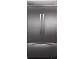KitchenAid - KBFC42FSS - Built-In Bottom Mount Refrigerators