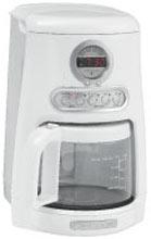 Kitchenaid Java Studio Collection Coffee Maker In White