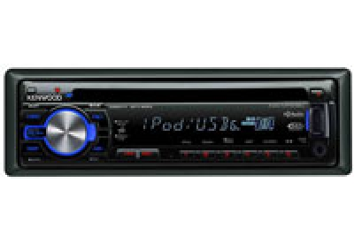 Kenwood - KDC-MP342U - Car Stereos - Single DIN