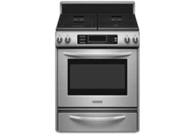 KitchenAid - KDRS807SSS - Dual Fuel Ranges
