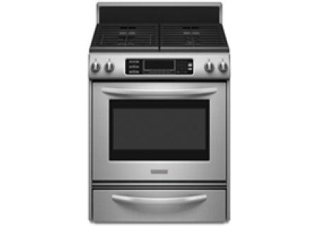 KitchenAid - KDRS807SSS - Dual Fuel Ranges