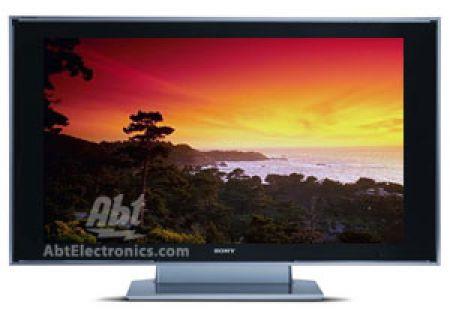 "Sony QUALIA 005 46"" High Definition LCD Television With Media Box - KDX46Q005"