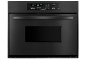 KitchenAid - KEBC147VBL - Built-In Single Electric Ovens