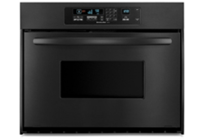KitchenAid - KEBC147VBL - Single Wall Ovens
