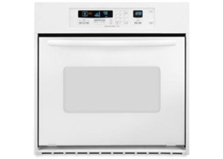 KitchenAid - KEBC147VWH - Single Wall Ovens