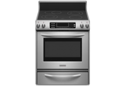 KitchenAid - KERS807SSS - Electric Ranges