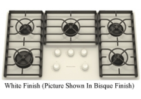 KitchenAid - KGCC566RWW - Gas Cooktops