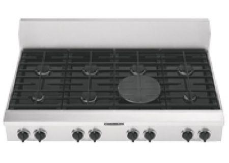 KitchenAid - KGCP487JSS - Gas Cooktops