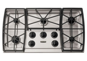 KitchenAid - KGCS166GSS - Gas Cooktops
