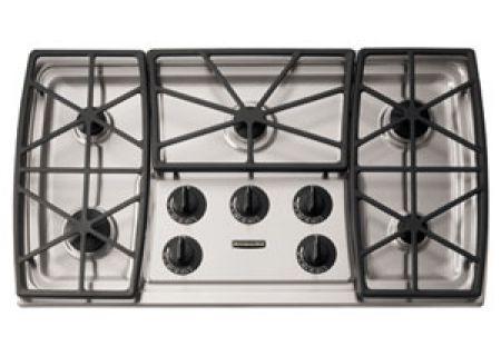 KitchenAid - KGCS166GSS - Gas Cooktops