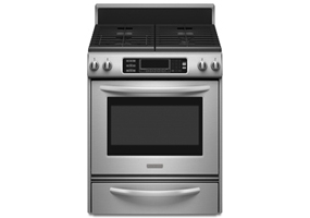 KitchenAid - KGRS807SSS - Free Standing Gas Ranges & Stoves