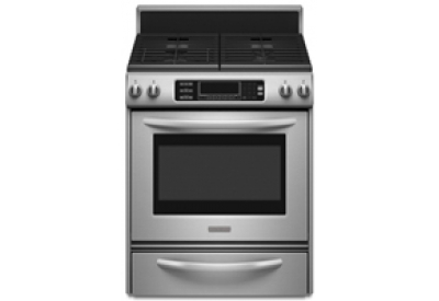 KitchenAid - KGRS807SSS - Gas Ranges