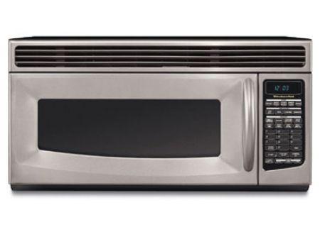 Kitchenaid Over The Range Microhood Stainless Steel Finish Khms155lss