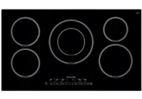KitchenAid - KICU568SBL - Electric Cooktops