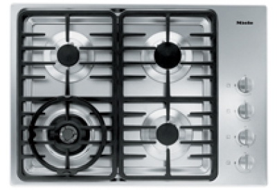 Miele - KM3465GSS - Gas Cooktops