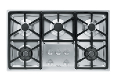 Miele - KM 3474 G - Gas Cooktops