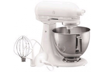 KitchenAid - KSM90CPSWW - Mixers