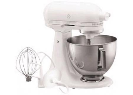 KitchenAid - KSM90CPSWW - Mixers