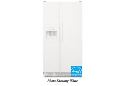 KitchenAid - KSRI25FNST - Side-by-Side Refrigerators