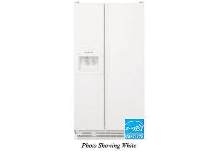 KitchenAid - KSRI25FNST - Side-by-Side Refrigerators