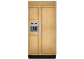 KitchenAid - KSSO36QTX - Built-In Side-By-Side Refrigerators