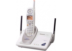 Panasonic - KXTG5050W - Cordless Phones