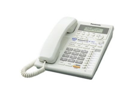 Panasonic - KX-TS3282W - Corded Phones