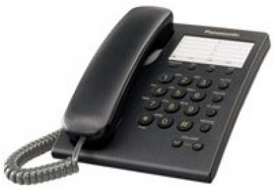 Panasonic - KX-TS550B - Corded Phones