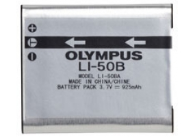 Olympus - LI-50B - Digital Camera Batteries and Chargers